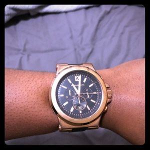 Michael Kors boyfriend watch